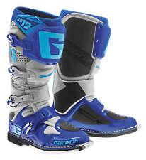 Gaerne SG-12 MX Boots Blue Mens All Sizes