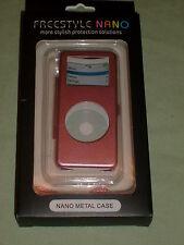 Ipod Nano, Rosa, Metal, Nuevo Y En Caja Para Original Modelo Solo