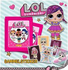 Panini-LOL-L.O.L-Surprise-Sticker alle verschiedenen Sticker zum aussuchen
