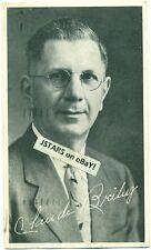 1939 NASHVILLE, TN, CLAUDE BRILEY for TAX ASSESSOR POLITICAL CAMPAIGN POSTCARD