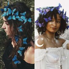 12PCS Women Butterfly Hair Clips Hair Pins Barrette Bridal Wedding