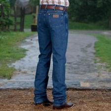 Wrangler Gold Buckle Stone Wash Slim Jeans