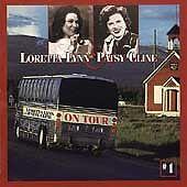 Loretta Lynn & Patsy Cline on Tour -- Cassette Tape