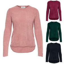 donna maglia maglione maglia onlsway PULLOVER NOOS MULLET ROSSO ROSA VERDE BLU