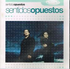 Sentidos Opuestos Movimiento Perpetuo CD 2000