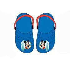 5892 Zueco playa y piscina Mickey Disney Azul