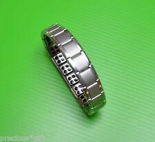 Nano Energy Stainless Steel Germanium Bracelet Anti-inflammatory Pain Relief
