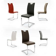 Stuhlgruppe Freischwinger Koro Farbauswahl Schwingstuhl Schwingsessel Stühle