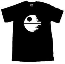 Death Star Cool T-SHIRT ALL SIZES # Black