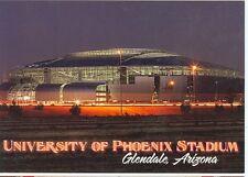 STADIUMS, ARIZONA STATE UNIVERSITY GLENDALE ARIZONA CARDINALS NIGHT SCEN (ST437)