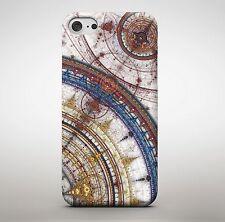 Montre Motif Trippy ondulé art artistique VAN GOGH PEINTURE étui de téléphone