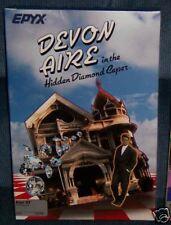 Devon Aire HD Caper Atari 1040/520 ST New EPYX Disk