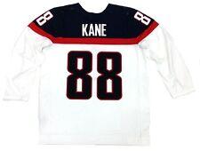 PATRICK KANE TEAM USA 2014 SOCHI OLYMPICS WHITE NIKE JERSEY CHICAGO BLACKHAWKS