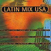 New: Various Artists: Latin Mix Usa  Audio Cassette