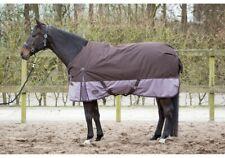 Harrys Horse Pferde Winterdecke Thor 300gr braun Kreuzbegurtung Gehfalte
