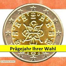 Kursmünzen Portugal: 2 Euro Münze 20XX Königliches Siegel 1144 zwei € Kursmünze
