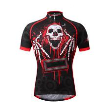 Novelty Cycling Jerseys Bike Clothing Men's Bicycle Cycling Shirts Top S-5XL