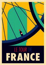 Vintage Le Tour de France Poster
