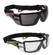 Schutzbrille, Augenschutz, Brille, technische Brille, Sicherheitsbrille