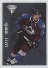 2013-14 Panini Titanium #64 Matt Duchene Colorado Avalanche Hockey Card
