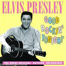 ELVIS PRESLEY - Good Rockin' Tonight (UK/EU 14 Tk CD Album)