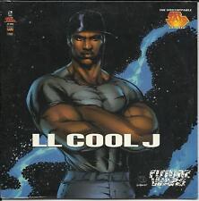 LL COOL J Comic Cover Art REDMAN JAY Z PROMO CD SEALED