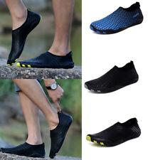 Men swimming pool shoes aqua water shoes diving wading barefoot beach shoes