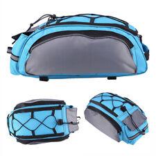 Rack Pack Large Capacity Saddle Storage Outdoor Bike Bag Cycling Pannier