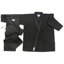 Brazilian Jiu Jitsu Uniform WHITE BJJ Childrens Kids Gi Students Suits Ju Kimono