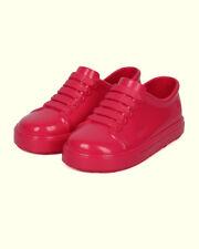 New Girl Mini Melissa Mini Be PVC Faux Lace Slip On Low Top Sneaker