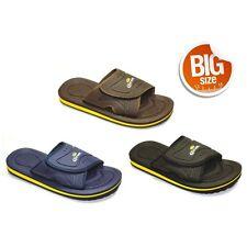 Mens Corona Big Sizes Sandals Slides Extra Men's Big Sizes Beach Sandals CR2025