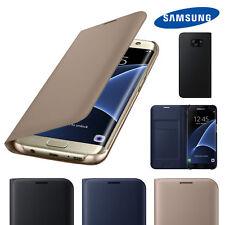 Samsung Galaxy J3 2017 Slim Luxury Leather Phone Card Wallet/Flip Case Cover