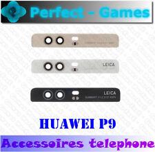 huawei P9 rear camera flash glass lens cover lentille vitre cache camera arrière