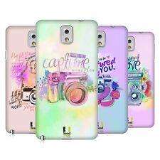 HEAD CASE DESIGNS FLORAL Shutter HARD BACK CASE per Samsung telefoni 2