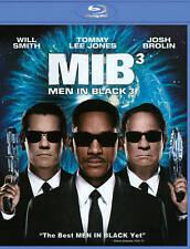Men in Black 3 (Blu-ray/DVD, 2-Disc Set) NEW SEALED