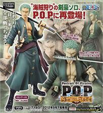 Mega House One Piece P.O.POP 'Sailing Again' Figure Roronoa ZORO New World Ver.