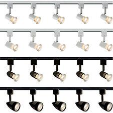 1m - 5m 2 - 10 point simple circuit éclairage sur rail Ampoule LED Lampe spot
