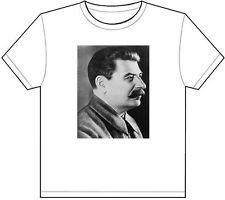 JOSEPH STALIN T-SHIRT TEE PICTURE PHOTO soviet union ussr russia leader 1526