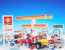 Playmobil -- Pièce de rechange -- Station shell 3437 --