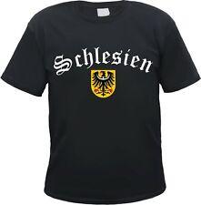SCHLESIEN T-Shirt, Wappen, Oberschlesien, Schläsing