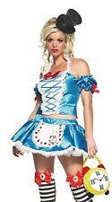 Fantasy Alice in Wonderland Costume, Leg Avenue 83442, 2 Piece, Size XS S/M M/L