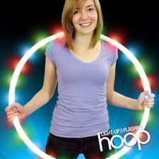 Light Up and Flashing Hoop  Hula