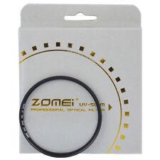 ZOMEI 52/58/62/67/72/77/82mm Ultradünnen Slim Ultra-Violet UV Filter für Kamera