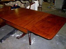 fabulous antique period mahogany drop leaf table 1840
