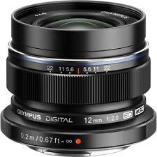 BRAND NEW Olympus M.Zuiko Digital ED 12mm f/2 Lens BRAND NEW