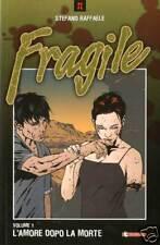 FRAGILE N. 1 DI 2 - STEFANO RAFFAELE - COLLANA Z