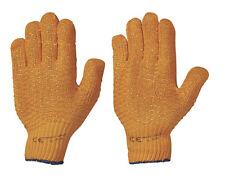 12 Pa. Criss Cross Handschuhe Forsthandschuhe, Arbeitshandschuhe, Strickhandsch