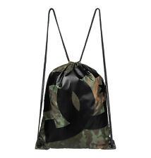 DC Men's Simpski Lightweight Gym Drawstring Bag ADYBT00005