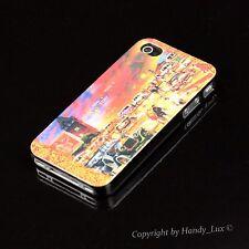 Apple iPhone 4 4S Hard Case Schutz Motiv Hülle Etui Cover Friend's Story + Folie
