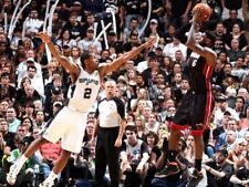 LeBron James Shot Miami Heat Basketball Sport Giant Print POSTER Affiche
